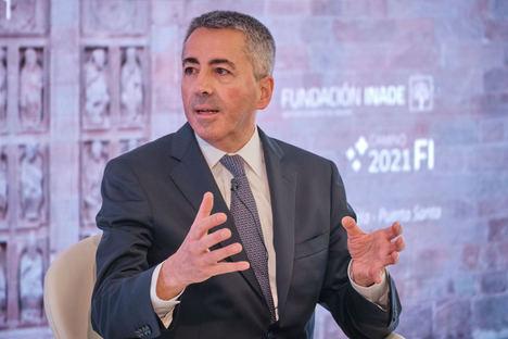 Entrevista a Sergio Álvarez Camiña, director general de Seguros y Fondos de Pensiones