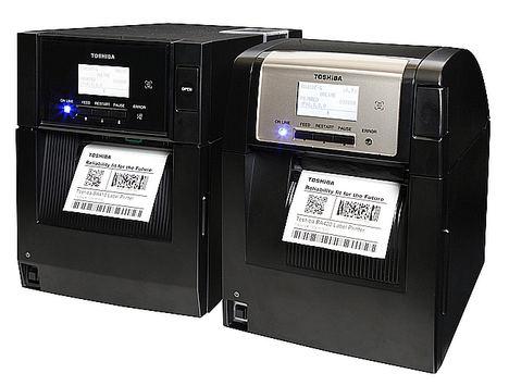 Toshiba lanza una nueva serie de impresoras de etiquetas de gama media con prestaciones industriales
