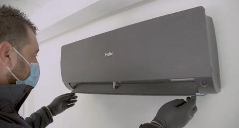 Haier, servicio técnico al usuario con máximas garantías sanitarias