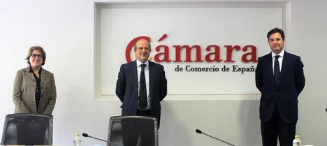 """Daniel Calleja (CE): """"La presencia de las Cámaras es fundamental porque garantizan la capilaridad en la llegada de los fondos Next Generation UE"""""""