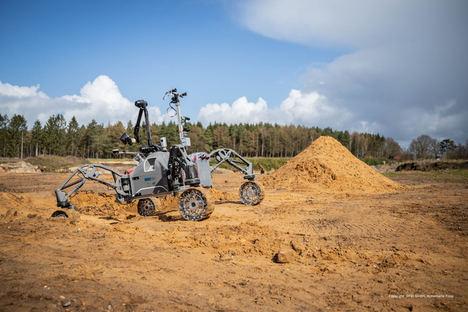 El proyecto de robótica ADE realiza las pruebas finales de campo
