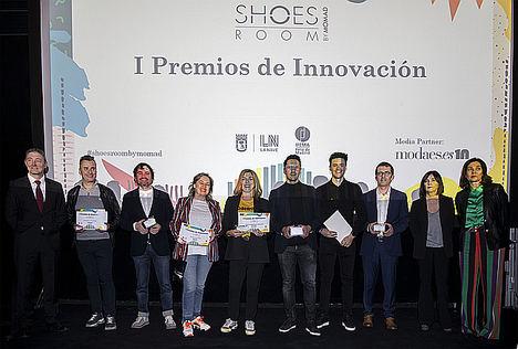 ShoesRoom by Momad entrega sus I Premios a la Innovación
