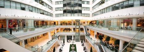 La afluencia a los centros comerciales desciende un -40% en noviembre por las restricciones al comercio, según ShopperTrak (SensormaticSolutions)