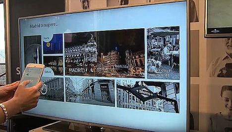 Movilok Showcases presenta en FITUR 2019 un expositor turístico con tecnología I+D desarrollada por Movilok y las Universidades Carlos III y Politécnica de Madrid