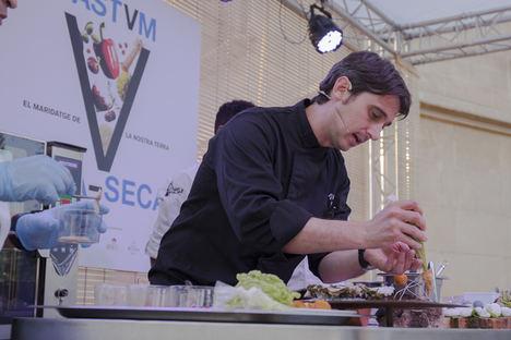 La Muestra Gastronómica TASTVM Vila-Seca se consolida en su segunda edición
