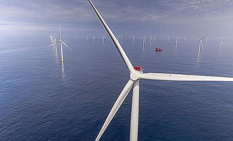 Siemens Gamesa será el proveedor preferente para el mayor proyecto offshore de Estados Unidos con 2,64 GW
