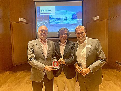 Siemens impulsa la transformación digital entre más de 200 estudiantes universitarios en Valencia