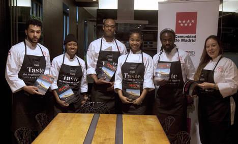 Siete cocineros norteamericanos llegan a la región para convertirse en embajadores de la gastronomía madrileña en EE.UU