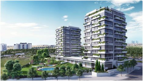 """Siete promociones de Habitat Inmobiliaria reconocidas como """"seguras y saludables"""""""