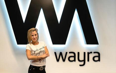 Silvina Moschini, Wayra.
