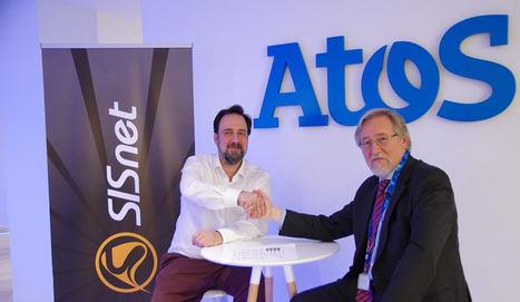 Atos y SISnet formalizan una alianza para liderar la transformación digital del sector asegurador