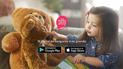 Sitly, la nueva app de empleo para cuidadores infantiles