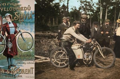Hace 125 años que Václav Laurin y Václav Klement, colocaron la primera piedra de Skoda
