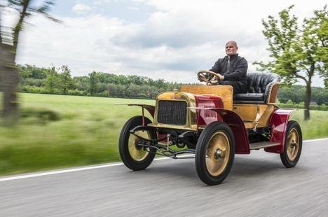 125 años de Skoda