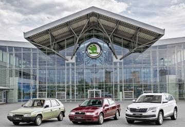 Desde que entró en el Grupo Volkswagen, Skoda ha producido 15 millones de vehículos