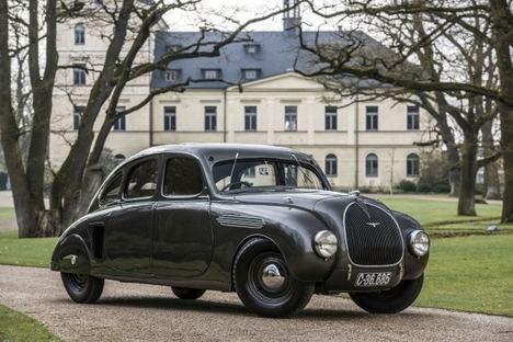 El Skoda 935 Dynamic cumple su 85º Aniversario
