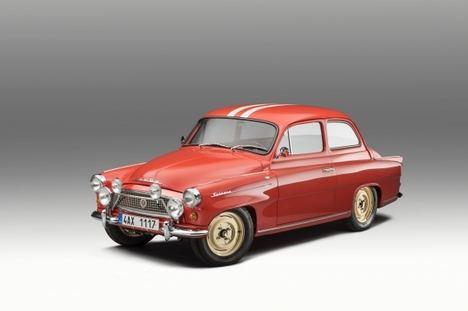 Skoda Octavia Touring Sport de 1960