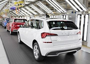 Skoda produce el SUV dos millones