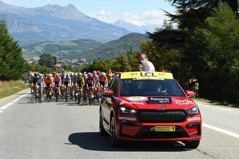 Skoda será patrocinador oficial principal del Tour por 18ª vez
