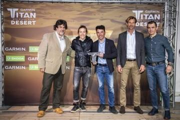 Skoda, nuevo Premium Sponsor de la Garmin Titan Desert