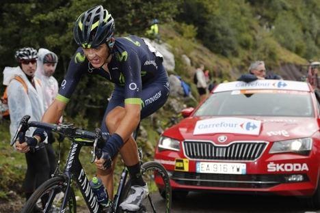 Skoda, vehículo oficial de la Vuelta Ciclista a España 2019