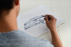 Prototipo del Skoda Karoq hecho por estudiantes