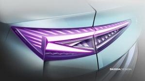 El Skoda Enyaq iV adopta un nuevo diseño de iluminación