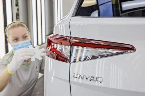 Skoda Auto produjo más de 750.000 vehículos en Chequia en 2020