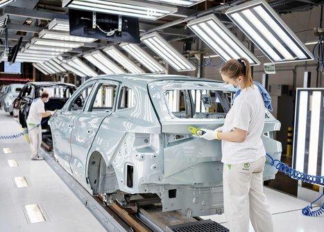 Skoda produce su vehículo iV número 100.000