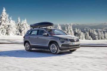 Skoda entrega 102.600 coches en enero