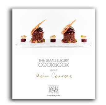 Un recorrido culinario global con el libro de cocina de Small Luxury Hotels of The World™