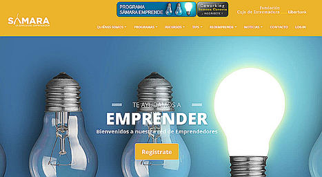 E-Capure, EnjoyMaps y Wings, los proyectos ganadores del programa 'Sámara Emprende'