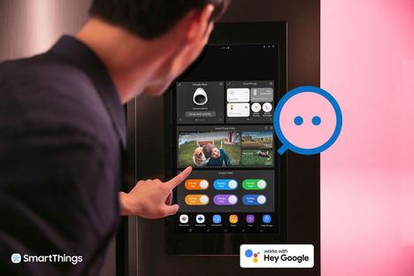 Samsung SmartThings™ y Google unen fuerzas para mejorar las casas inteligentes con la integración de Nest