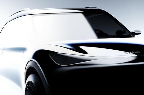 Smart deja ver el concepto de su nuevo SUV eléctrico