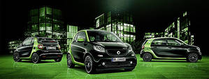 Nuevo Smart electric drive