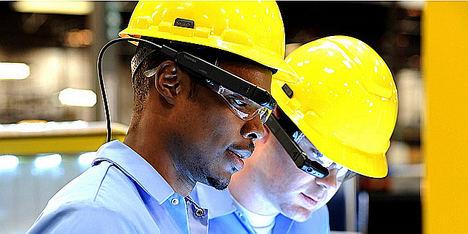 El sector industrial europeo adoptará masivamente gafas inteligentes en el negocio en los próximos tres años