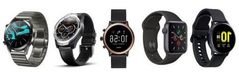 Un reloj inteligente es un dispositivo portátil diseñado para ser usado en la muñeca