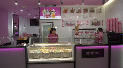 Smöoy presenta en Córdoba su nueva línea de negocio, smöoy ice cream que se suma a la actual smöoy yogur