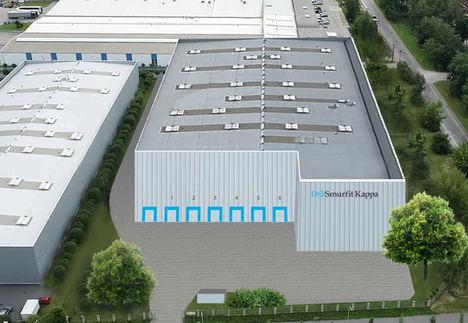 Smurfit Kappa invertirá 25 millones de euros en su planta de Polonia para convertirla en una de las más grandes de Europa