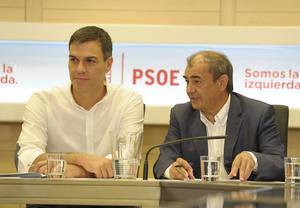 CEPES y el PSOE emprenden líneas de trabajo para fortalecer la Economía Social