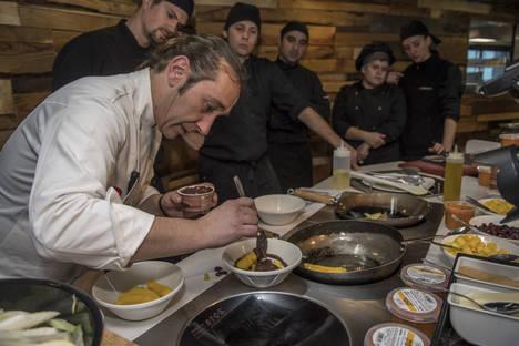 Grandvalira consolida su Snow Club Gourmet, gastronomía de altura