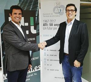 Acuerdo entre SoftDoit y la ATI para fomentar el desarrollo de las tecnologías de la información
