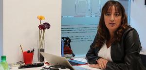 Soledad Rojo Vallejo,  directora de Netboss Comunicaciones,