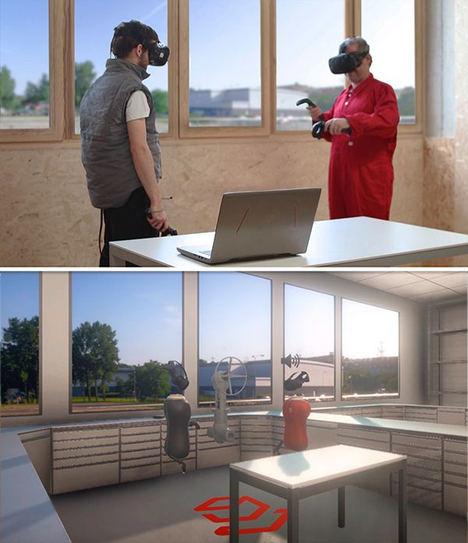 Solid Virtual aplica la realidad virtual para la capacitación en la industria