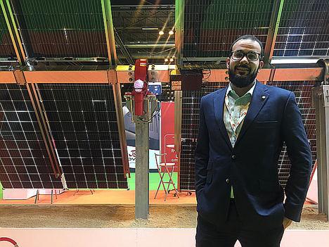 Soltec presenta en GENERA 2019 un seguidor solar que aumenta la producción en un 30%
