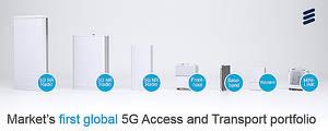 Ericsson lanza la primera solución completa para casos de uso 5G