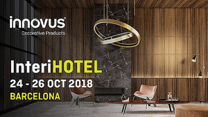 Sonae Arauco exhibirá sus últimas innovaciones en productos decorativos en InteriHotel Barcelona