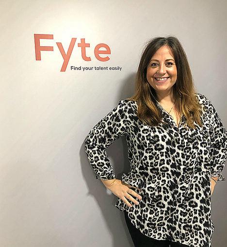 Sonia Vílchez, directora de FYTE (Find Your Talent Easily)