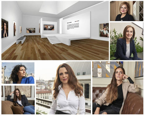 Sopra Steria firma la Carta de Derechos de las Mujeres de la ONU y visibiliza a sus trabajadoras con una galería virtual