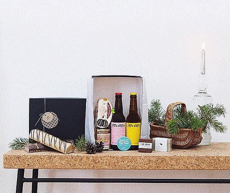 Soprender y acertar en Navidad con productos artesanales, según L'alforjeta